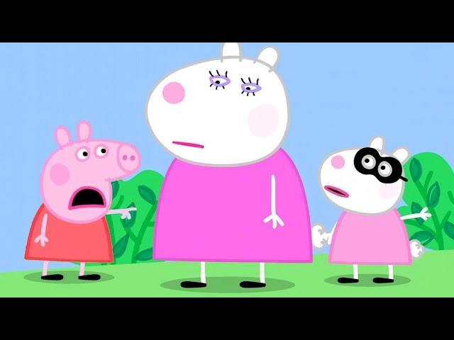 Peppa Pig Français | Le Club Secret De Peppa Et Suzy | Épisode Complet | Dessin Animé Pour Bébé