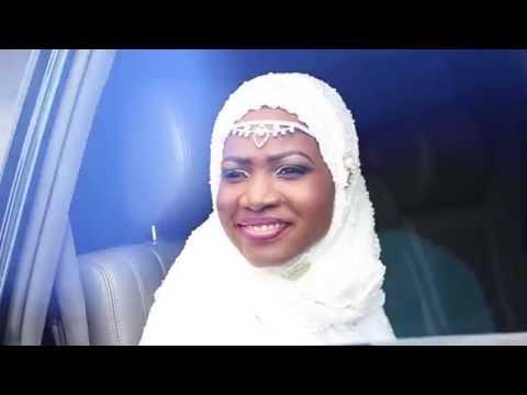 Nigeria Muslim Wedding  Bashirat + Kozeem The Nikkah CeremonyEdited by Yakdat