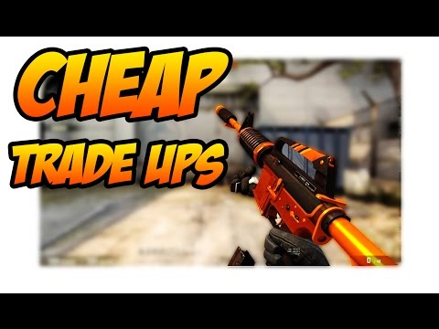CSGO: Best Cheap Trade Up Contracts