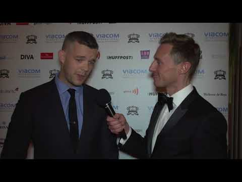 Russell Tovey  Diversity in Media Actor of the year 2017