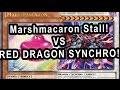 YGO Marshmacaron STALL DECK VS RED DRAGON SYNCHRO RESONATORS!
