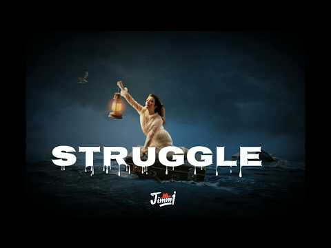 """Struggle""Freestyle Rap Beat 