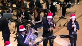 荻野松宜/クリスマス・ポップスコンチェルト