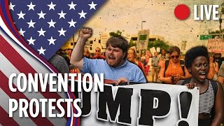 Who's Protesting At The Republican National Convention? | ft. The Young Turks & Fusion