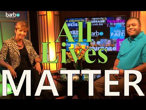 ALL LIVES MATTER/ RACISM/ PREJUDICE/ BOUNDARIES