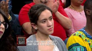 Tensions Run High (The Steve Wilkos Show)