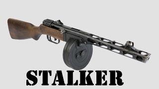 STALKER ONLINE Обзор на ППШ ответ Где найти её!