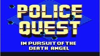 [История разработки] - Создавая Police Quest (rus sub)