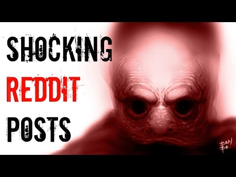 7 Deeply Disturbing Reddit Posts