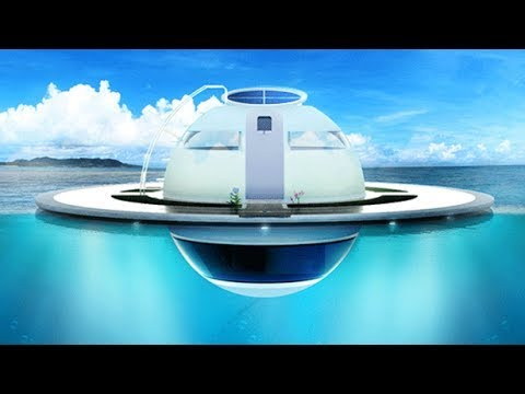 Jet Capule Ufo Home - Behold The Future