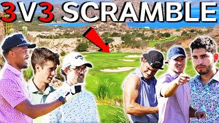 Most Epic Golf Course In Mexico?! | 3v3 Scramble | Good Good