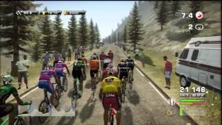 Le Tour De France 2012 - PS3 - [ Pau - Bagneres-de-luchon ] Stage (17 Stage)