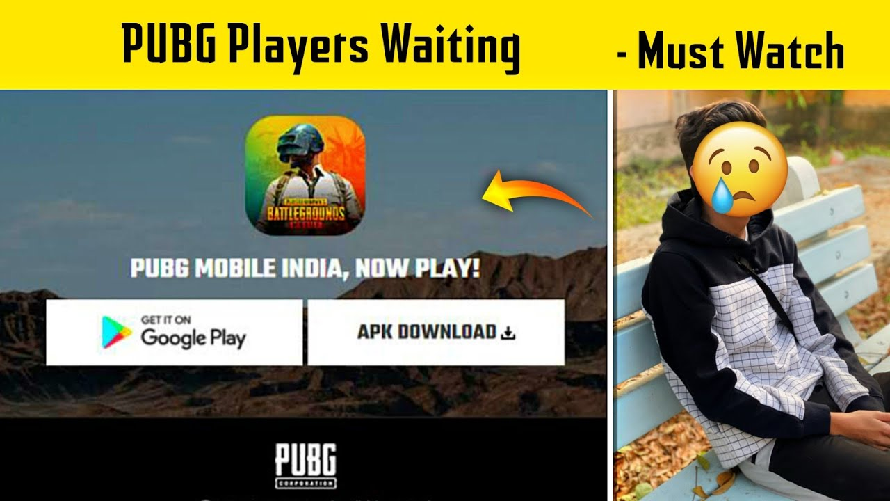 😢 PUBG Mobile Player's Waiting For Pubg India - Must Watch - Legend X
