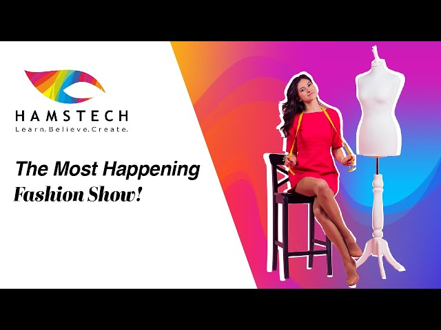 Hamstech Institute Of Fashion Interior Design Youtube