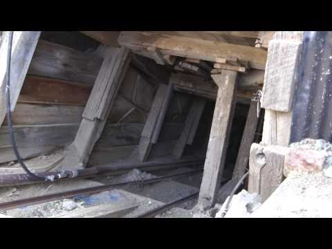 Exploring the Abandoned Southern Nevada Mine