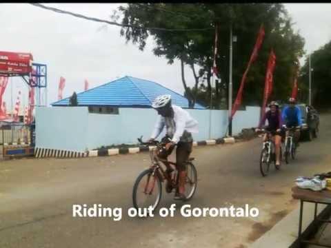 Gorontalo, Luwuk peninsula and Peleng Island