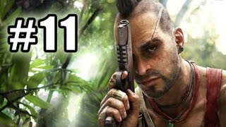 FAR CRY 3 WALKTHROUGH PART 11 LET'S PLAY GAMEPLAY VIDEO WITH NO COMMENTARY