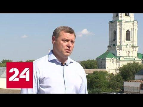 Игорь Бабушкин: на территории Астраханской области вводится карантин - Россия 24
