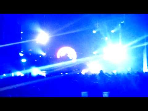 Steve Angello - Blow Up vs. Rolling In The Deep @ Congress Theater 11-26-11