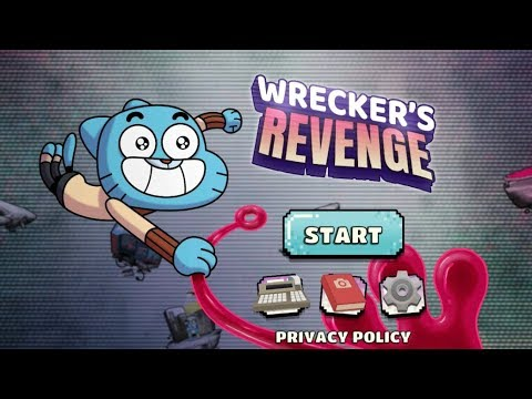 Gumball - Wrecker's Revenge Cartoon Network Games Gameplay Trailer (iOS, Android)