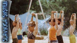 Тренировка по хатха йоге | Видео по йоге | Комплекс йоги | Видео уроки по йоге(Информационный ресурс SLAVYOGA http://slavyoga.ru/ - • Всё необходимое для эффективной практики йоги • Запись трениро..., 2015-01-16T08:30:56.000Z)