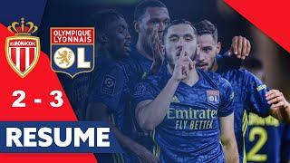 Résumé Monaco-OL | Olympique Lyonnais