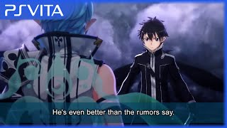 Sword Art Online: Lost Song - Gameplay Trailer #3 [English] (PS3, PS Vita)