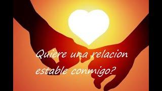 💖 QUIERE UNA RELACIÓN ESTABLE CONMIGO? HABRÁ CAMBIOS? AVANCES? 🌠Tarot del Amor 💟