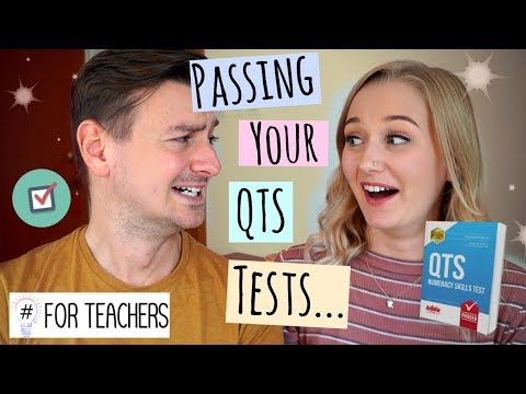 QTS Test Tips | For Teachers