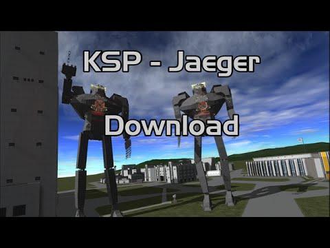 KSP - Pacific Rim Jaeger - Jebsy Danger II - Download