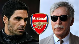 Arsenal Embarrassed By Liverpool, Arteta & Kroenke Out Of Their Depth! (Curtis Shaw TV)
