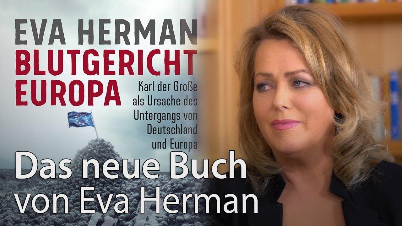 Blutgericht Europa - Neues Buch von Eva Herman