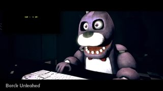 Bonnie Reacts To Five Nights at Freddy's 3 Teaser Trailer