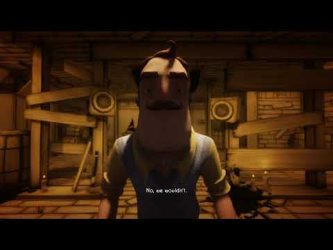 Bendy and the Ink Machine Chapter Two [Hello Neighbor x Bendy and the Ink Machine Crossover]