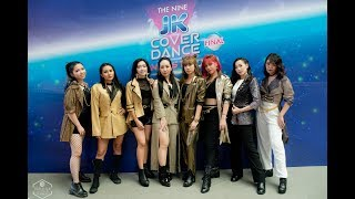 Pink Champagne Cover E-Girls @ The Nine JK Cover Dance Contest 2019 (020619)