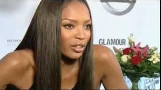Naomi Campbell - Black is Beautiful