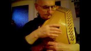 Heimweh nach Köln (Homesick for Cologne) - autoharp instrumental