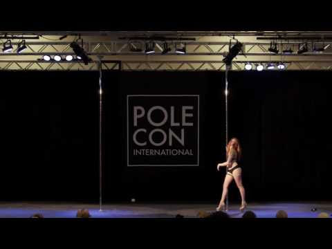 2016 PoleCon, Pole Comedy Showcase, Melissa