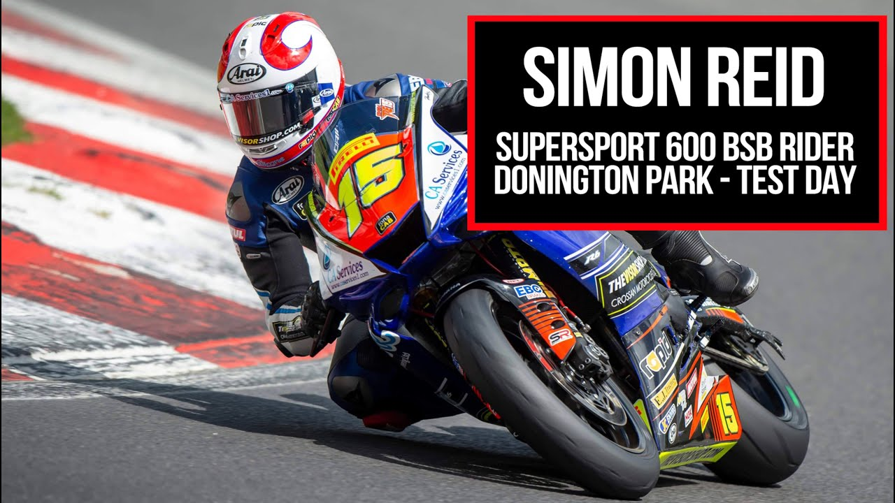 Simon Reid – Post-Lockdown Testing Day at Donington Park
