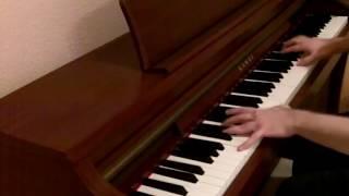 Terminator 2 Main Theme on piano