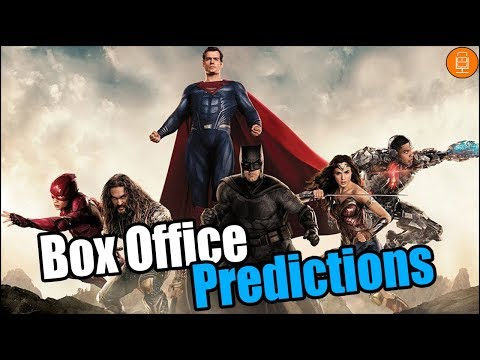Thumbnail: Justice League Projected to open less than Batman v Superman