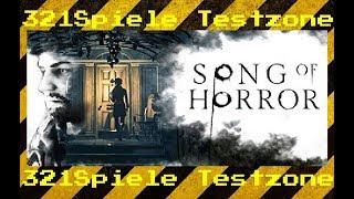 SONG OF HORROR - Angespielt Testzone - Gameplay Deutsch