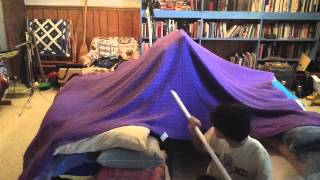 How To Make A Pillow Fort Presented By Henry Spies