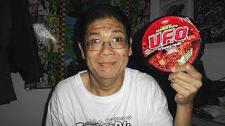 Taste Test : Mie UFO Rasa Mi Goreng Pedas