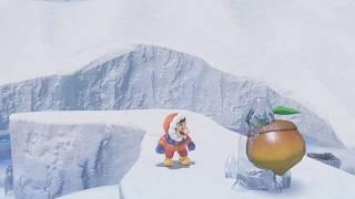 Mario's Ice nut