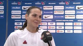 Sonja Petrović: Sa Španijom Finale pre Finala   SPORT KLUB Košarka