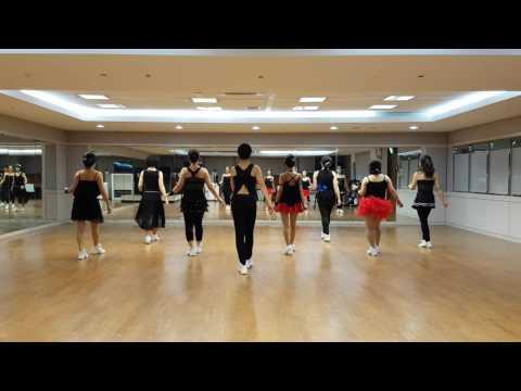 Kiss Me Quick Line Dance (Absolute Beginner)