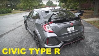 homepage tile video photo for Expert Panel: Is the 2017 Civic Type R Better Than Its Rivals?