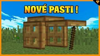 Nové nebezpečné pasti v Minecraft 1.11 !Bez modu! cz/sk