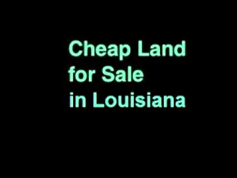 Cheap Land for Sale in Louisiana – 30 Acres – Monroe, LA 71201
